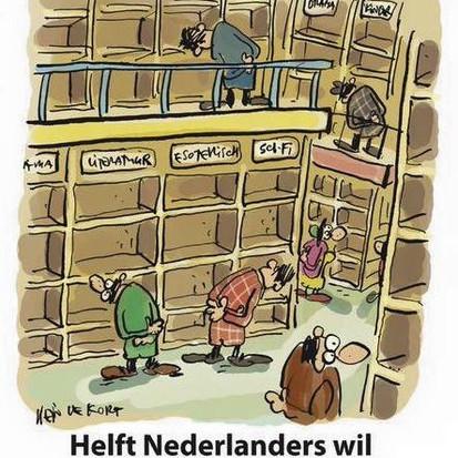 E-books lenen bij de Bibliotheek én de toekomst van de Bibliotheek