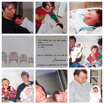 Suzanne Charlotte den Otter geboren 18 januari 1994, vandaag 22 jaar geleden