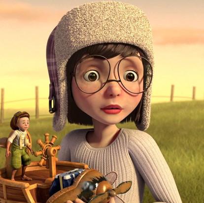 SOAR, korte animatiefilm. Als je alles geeft, bereik je soms meer dan je zou verwachten.