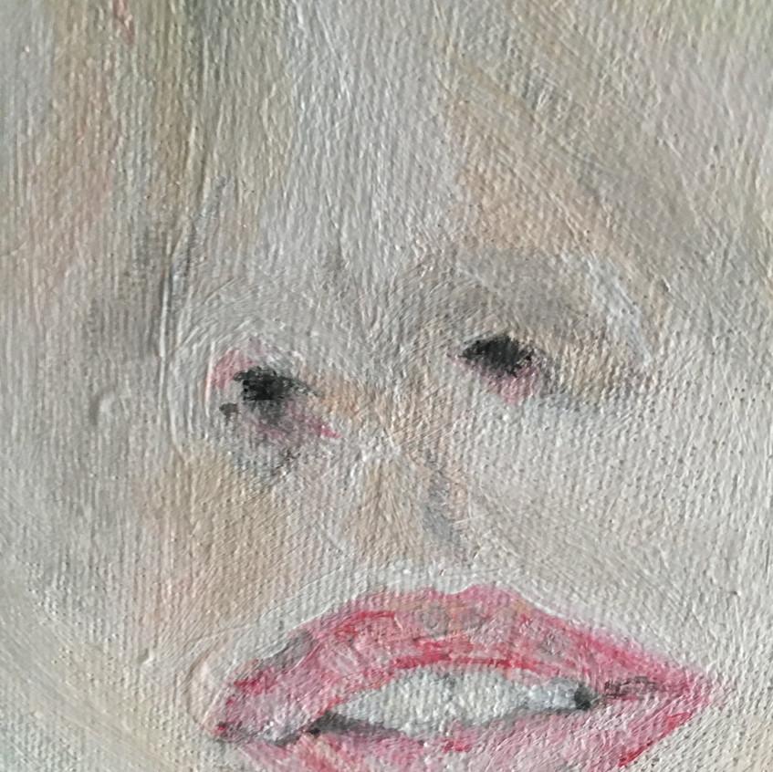 Schilderij Verscheurd