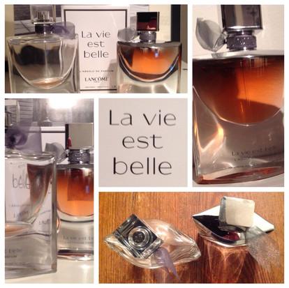 La Vie Est Belle, het leven is mooi!