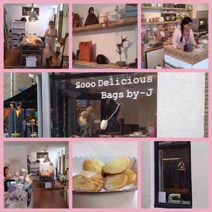 Smaakatelier Sooo Delicious en Bags by-J in Goes