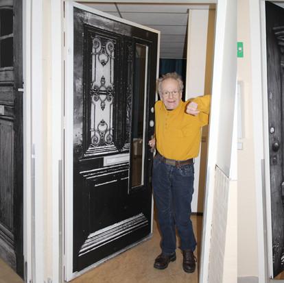 True doors, eigen (opplak) deuren helpen bij dementie