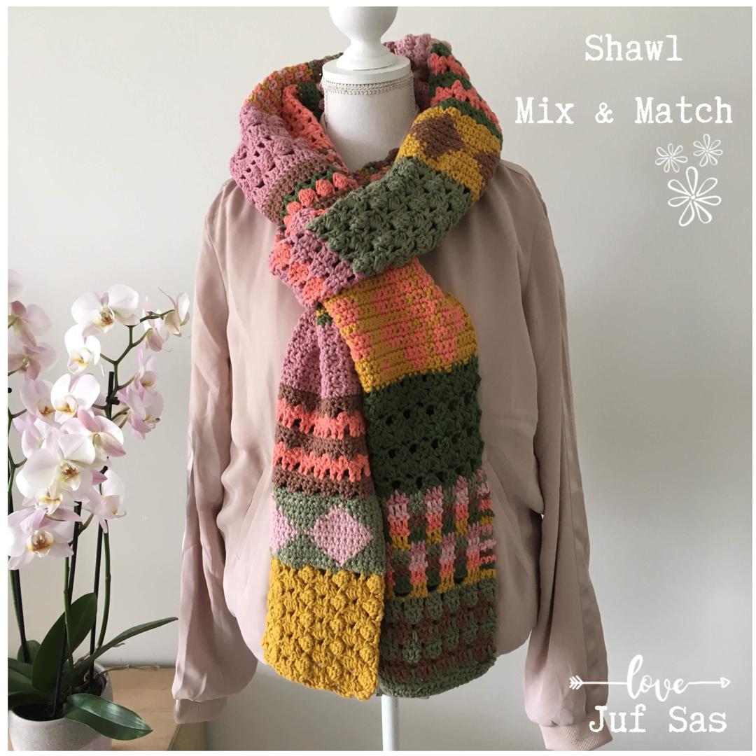 Shawl Mix and Match