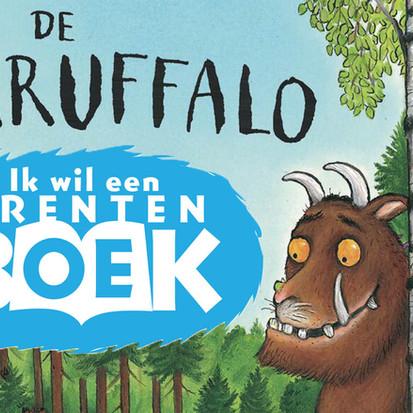 Ik wil een prentenboek: De Gruffalo van Julie Donaldson en Axel Scheffler voor €2
