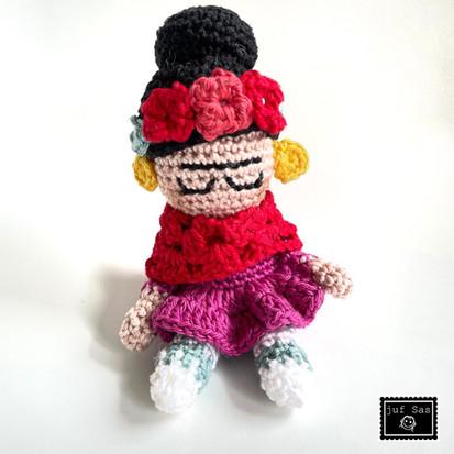 Crochetlife haakboek van Martine de Regt