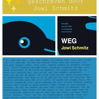 Boekquote uit 'Weg' geschreven door Jowi Schmitz