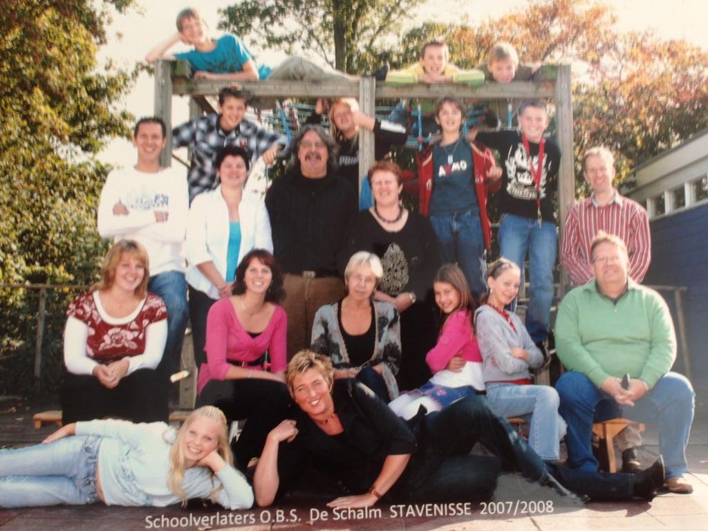 Groep 8 2007/2008