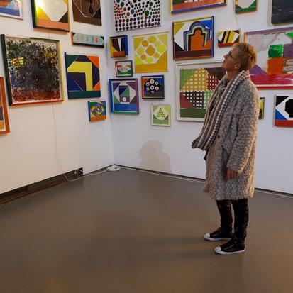 Een dagje Kunsthal en Boijmans, Rotterdam