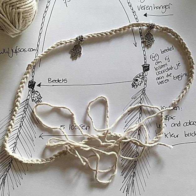 Verenhanger Handmade By Juf Sas Met Gratis Patroon Creatief