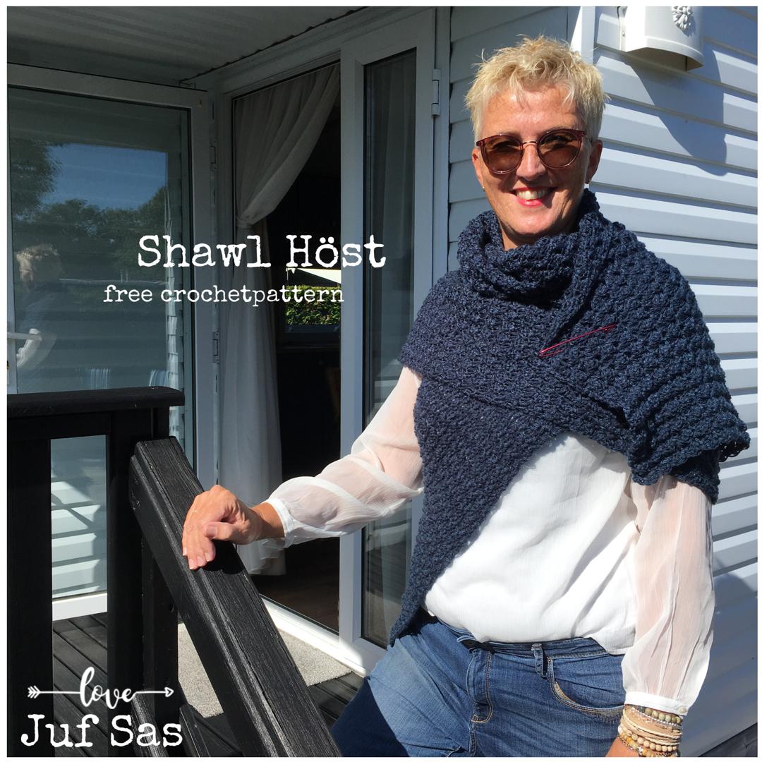 Shawl Höst
