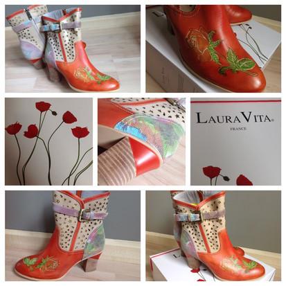 Nieuwe laarzen van Laura Vita