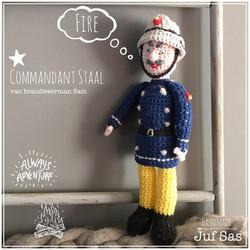 Commandant Staal
