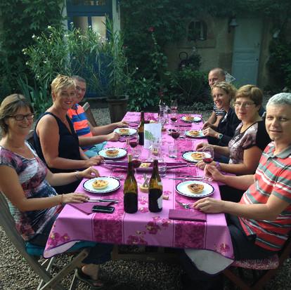 Table d'hôtes bij La Mortaise