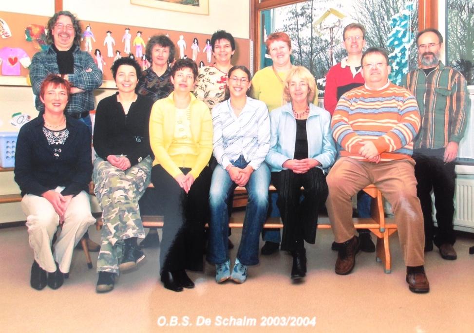 Team 2003/2004