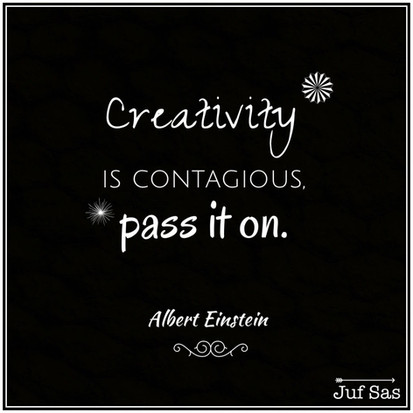 Quote van de week over creativiteit van Albert Einstein
