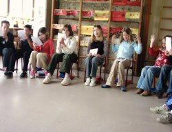 Terug in de tijd: Verhalend Ontwerp Anne en Ramzi mei 2004 Betekenisvol leren