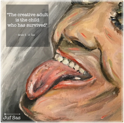 Quote van de week van schrijver Ursula K. Le Guin