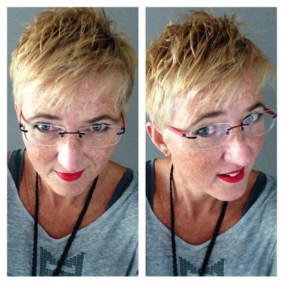 De rode bril