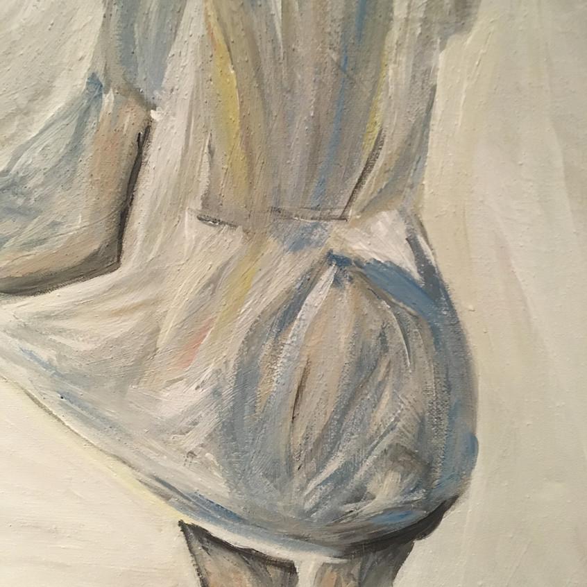proces schilderij Proud