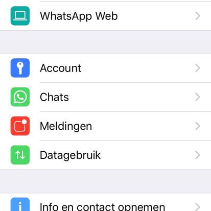 Whatsapp niet alleen op je telefoon maar ook op laptop of pc via WhatsApp Web