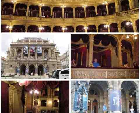 Tosca van Puccini, de opera in Boedapest