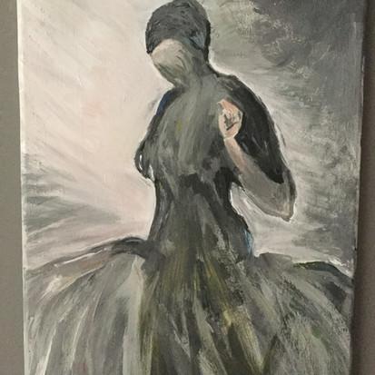 Luctor et emergo: schilderen, de verschillende lagen