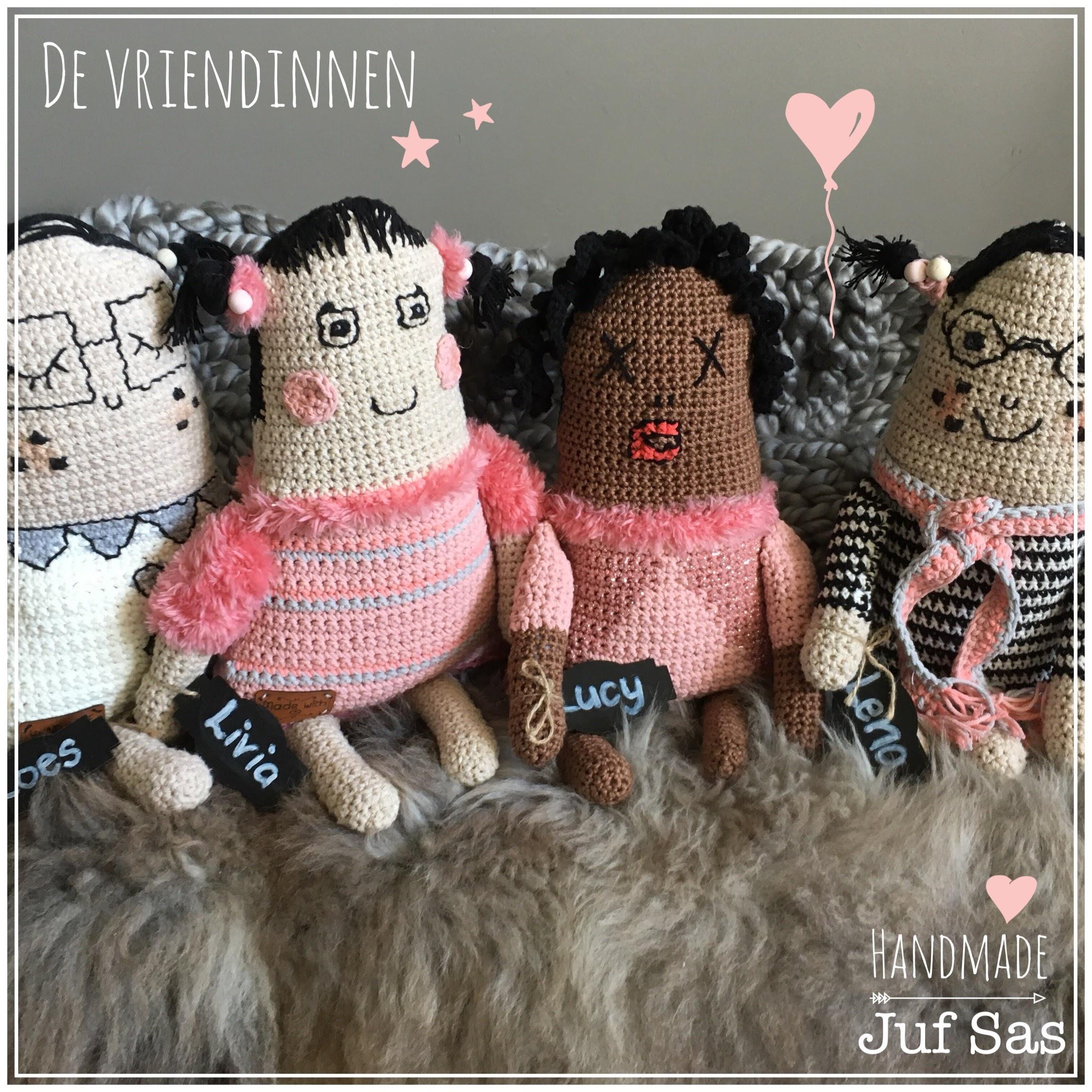 Vier vriendinnen