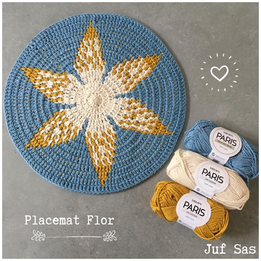 Placemat Flor