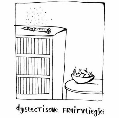 Dyslectische fruitvliegjes
