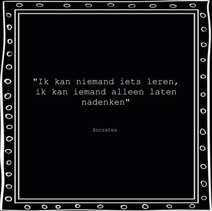 Quote van de week van Socrates
