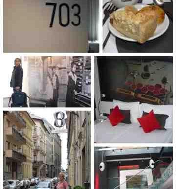 Bohem Art Hotel Boedapest