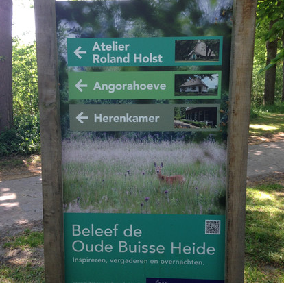 Wandeling: In de voetsporen van Henriëtte Roland Holst op de Oude Buisse Heide in Zundert