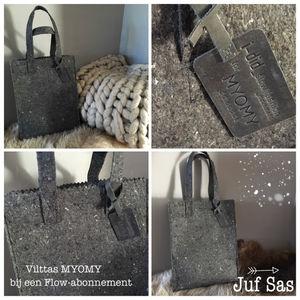 Mooie Vilttas Van Myomy Cadeau Bij Flow Abonnement