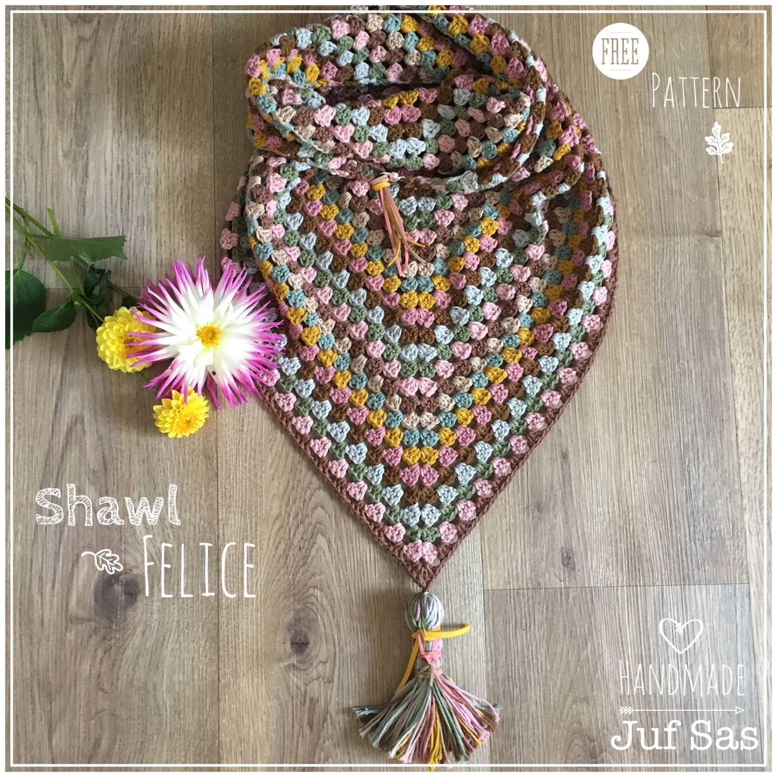 Shawl Felice