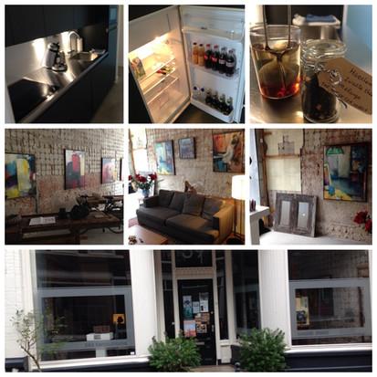 Een overnachting in B & B KenauSHome in Haarlem