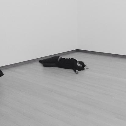 Levend kunstwerk Tino Sehgal