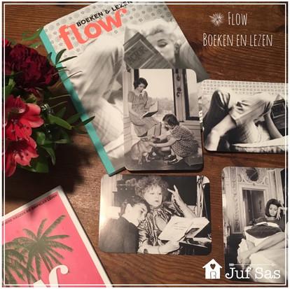 Special van Flow: Boeken & Lezen