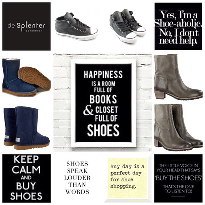 I love shoes....en uitverkoop