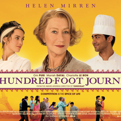 Filmtip op Netflix 'The hundred-foot journey'