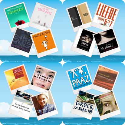 Boekentips voor deze zomer