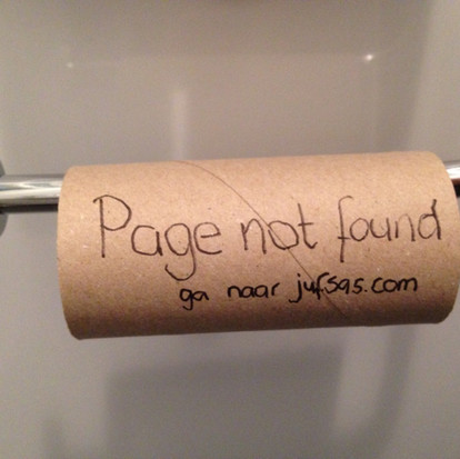 Voel ik hier een PR campagne voor jufsas.com