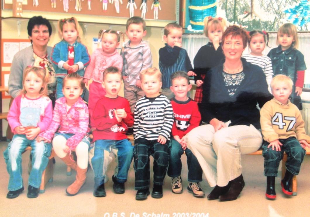 Peuterspeelzaal 't Stavertje 2003/20