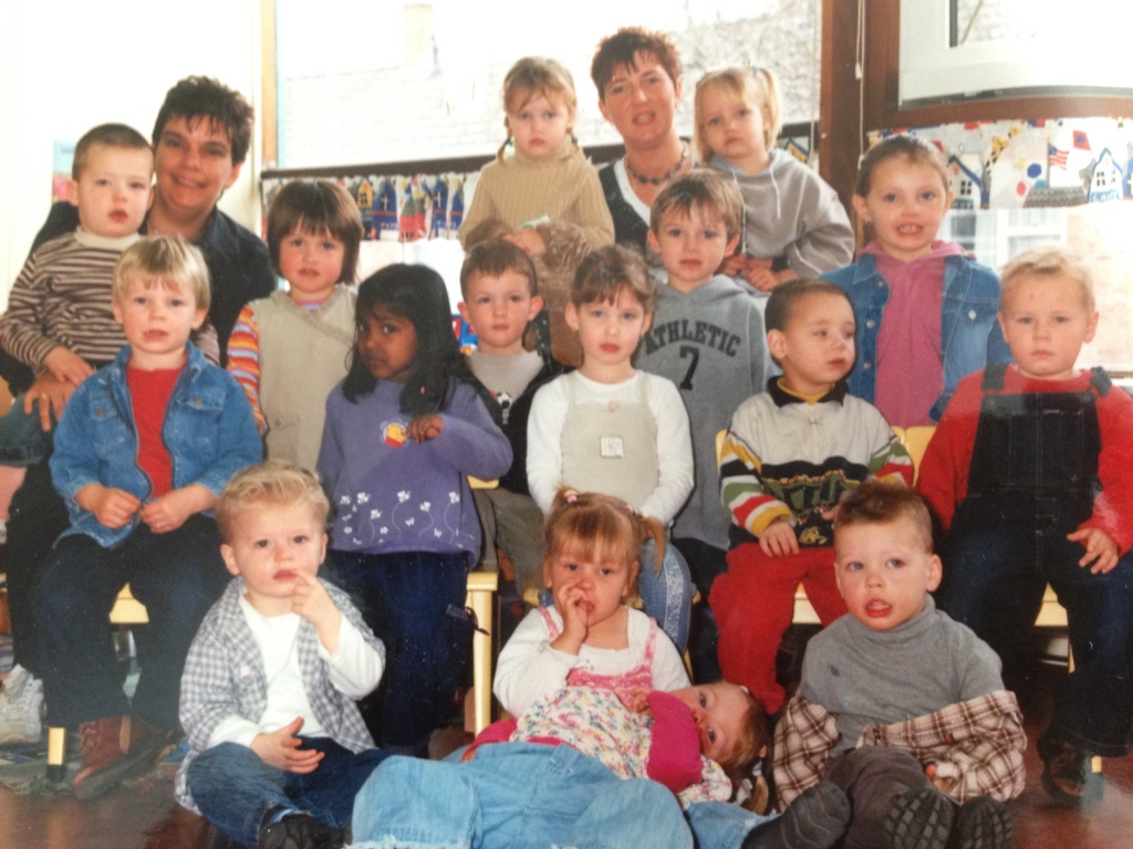 Peuterspeelzaal 2002/2003