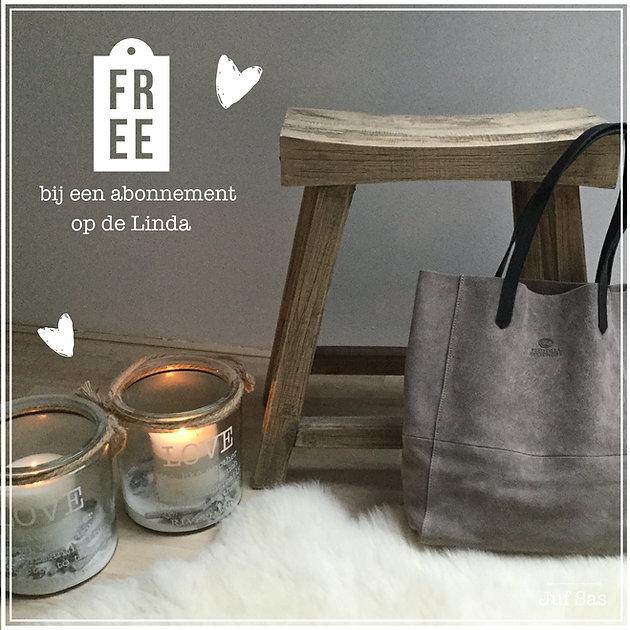 Mooie Tas Van Fred De La Bretoniere Cadeau Bij Linda