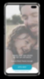1. Freeze App - iphone 11 Mockup Design
