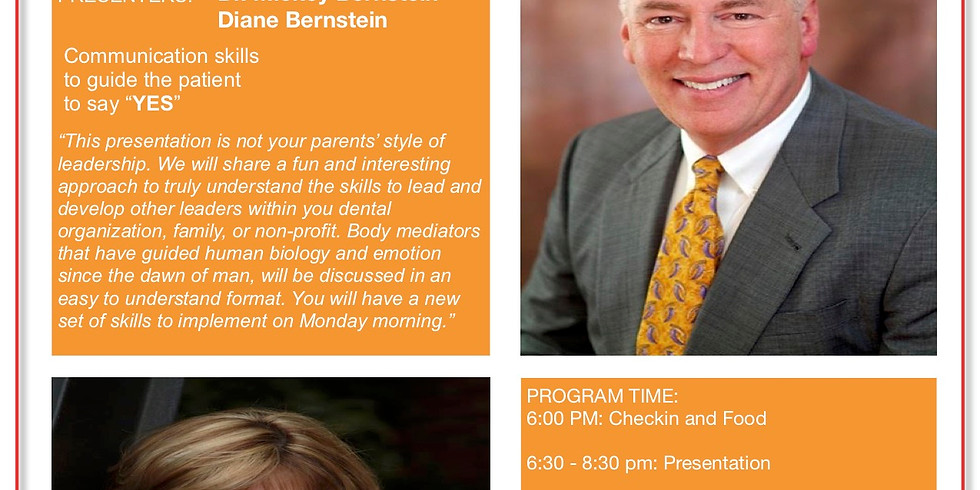 """""""Communication and Leadership Skills to Guide Your Practice into the New Era"""""""