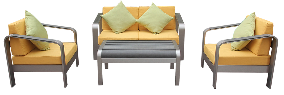 Hausin muebles muebles para exterior for Muebles de exterior
