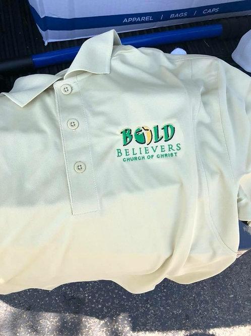 Bold Believers Polo Shirts
