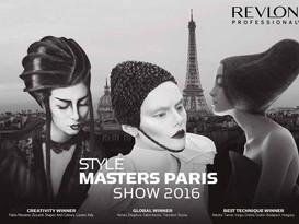 Bald ist es soweit, ab nach Paris zur Style Masters Show 2016 .